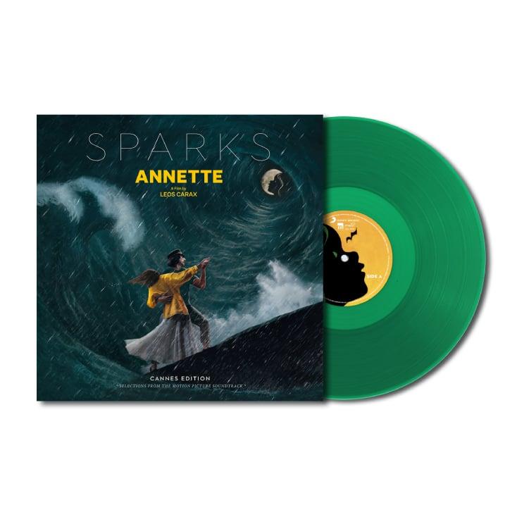 Image of Annette: Cannes Edition LP (Coloured Vinyl)