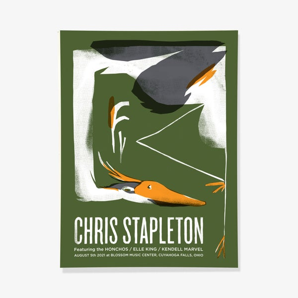 Chris Stapleton - Blossom, OH - Sorry.