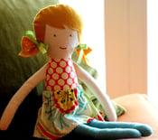 """Image of Large Doll- """"Olivia"""""""
