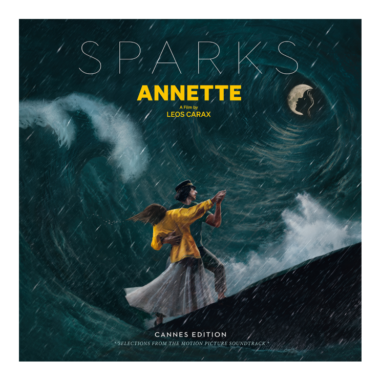 Image of Annette: Cannes Edition CD