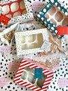 Festive Cupcake Boxes - Pack of 4