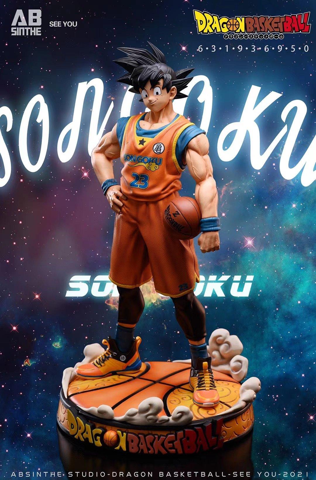 Image of [Pre-Order]Dragon Ball Basketball Series Vol.1 Goku 1:6 Resin Statue