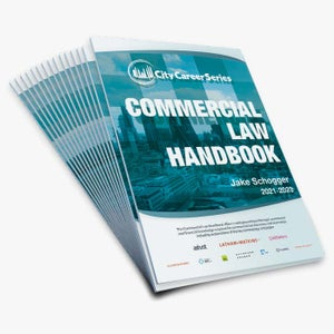 Image of 15 x Commercial Law Handbooks
