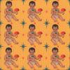 BABY MUSHROOM / BLOTTER ART