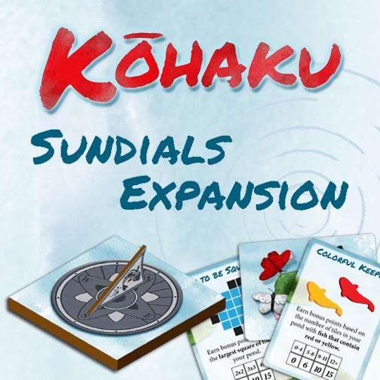 Image of Kohaku: Sundials Expansion