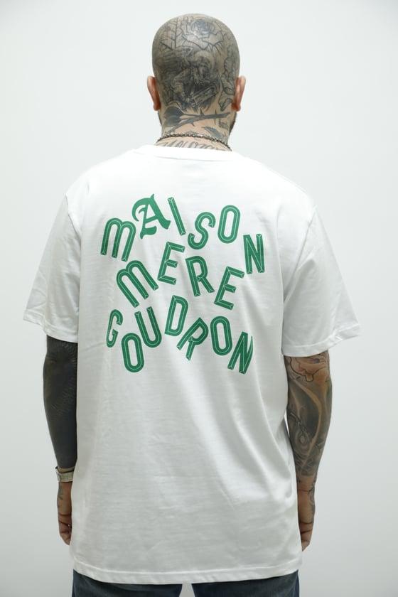 Image of MAISON MERE X GOUDRON MARSEILLE TEE