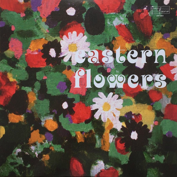 Sven Wunder - Eastern Flowers (Piano Piano - PP1001 - 2020)