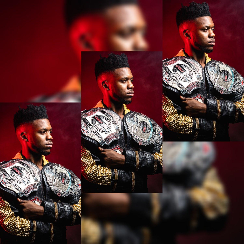 "Image of Double Champion 8x10"""