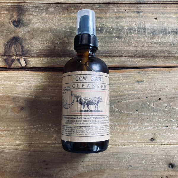 Image of Cow Fart Cleanser<br><i>Healing Herbal Wash