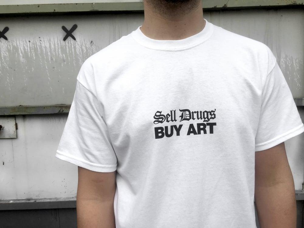 Image of Sell Drugs Buy Art