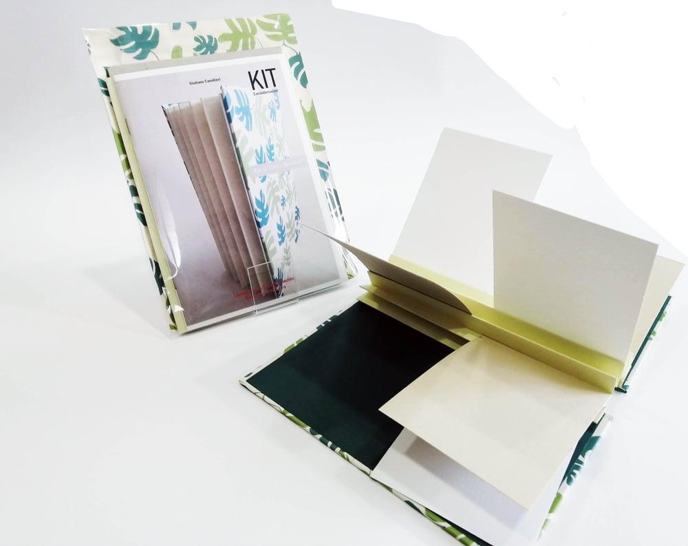 Image of Kit Libro a Bandera - Flag Book