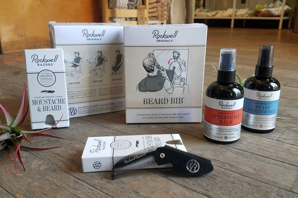 Image of Rockwell Razors Moustache and Beard Accessories