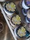 Lemon + Poundcake Coconut Soy Wax Candle