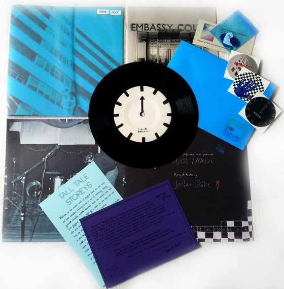 """Image of BBR#39 Sloe Noon '(Storeys of) Embassy Court' Limited Edition 7 track 7"""" EP"""