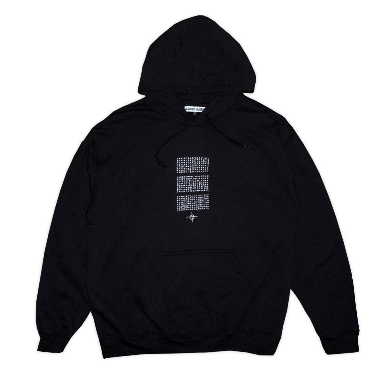 Image of Cipher Hood Black