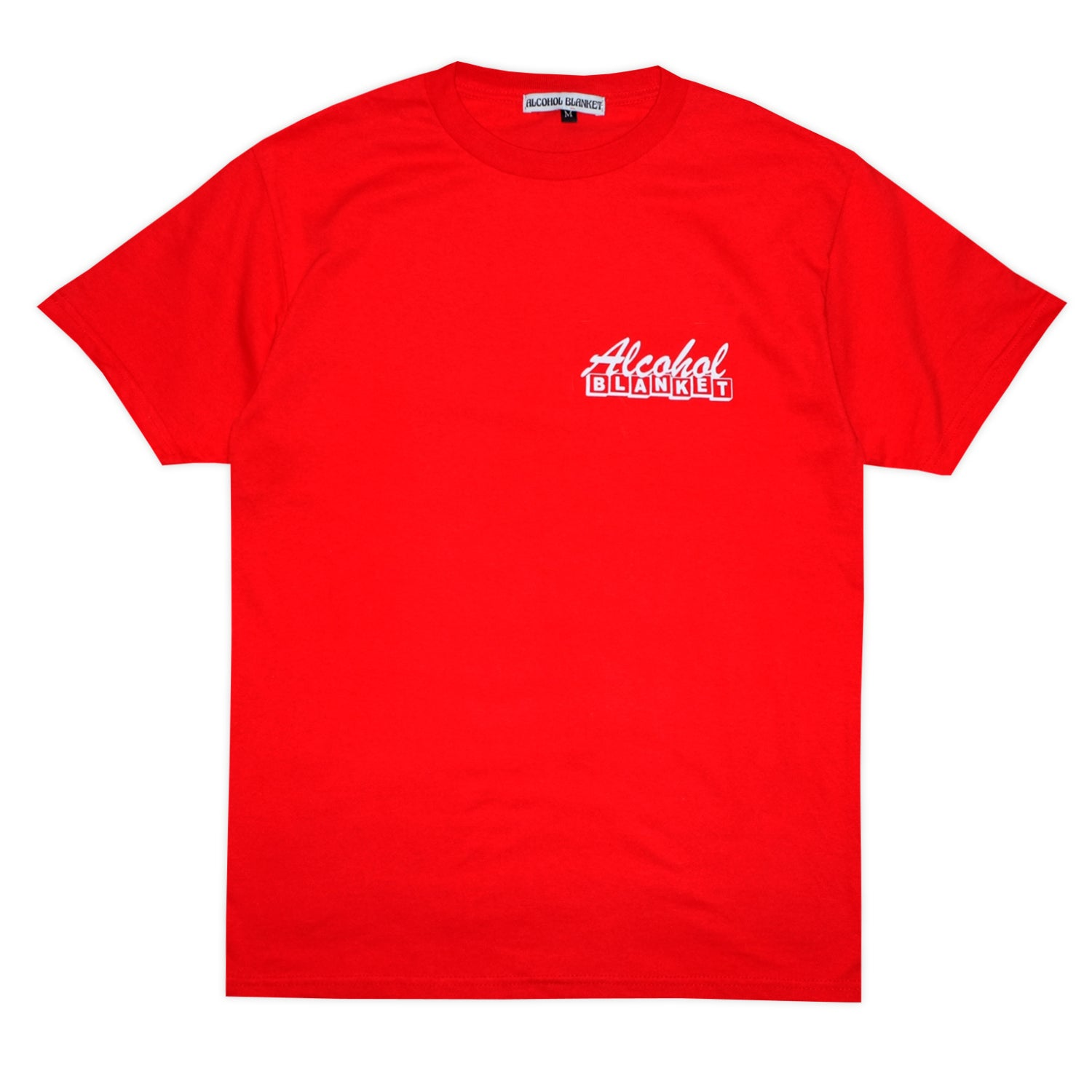 Image of Double Deuce T-Shirt Red