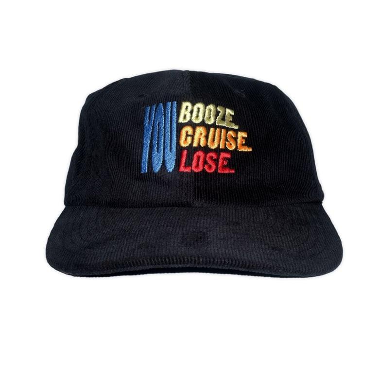 Image of Cruise Cap Black