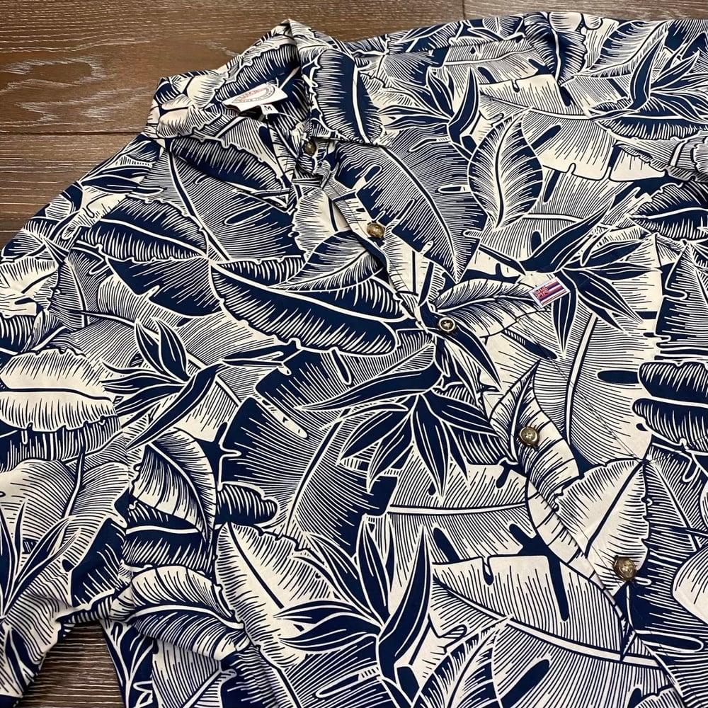Image of Ho'o Mana Aloha Shirt