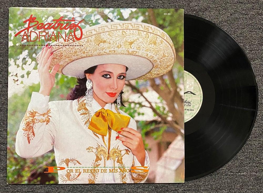 Beatriz Adriana – Por El Resto De Mis Años LP