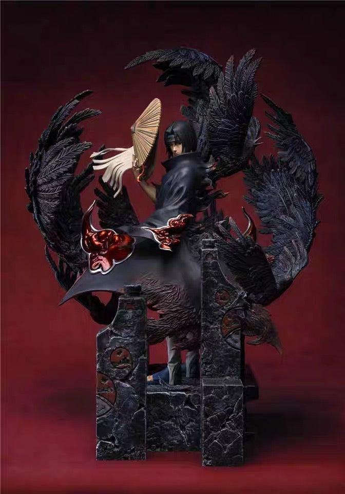 Image of [Last-Stock] Naruto Zuoban Studio Itachi 1:7 Resin Statue