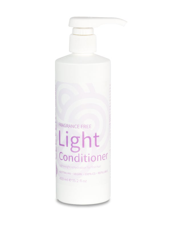 Image of Clever Curl Fragrance-Free Light Conditioner