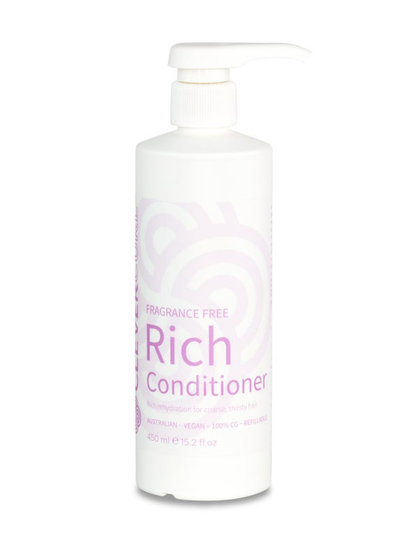 Image of Clever Curl Fragrance-Free Rich Conditioner