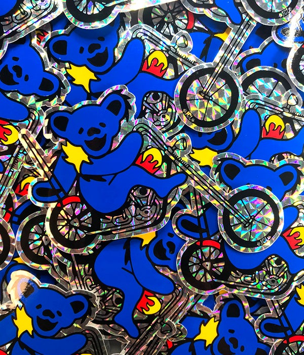 Image of Chopper Jerry Sticker