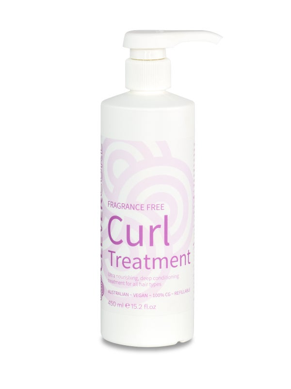 Image of Clever Curl Fragrance-Free Treatment