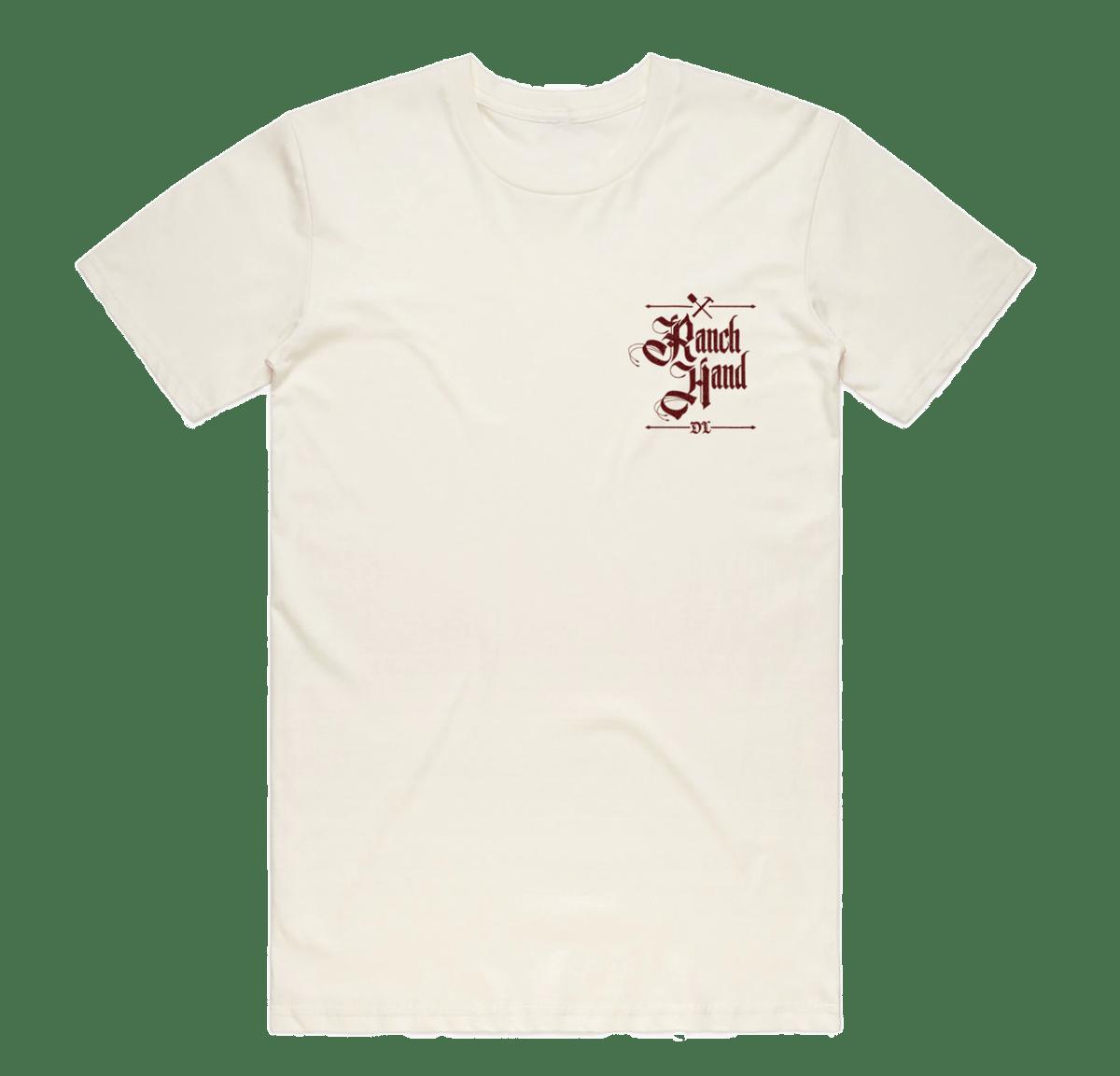 Ranch Hand X DL T-shirt - Natural