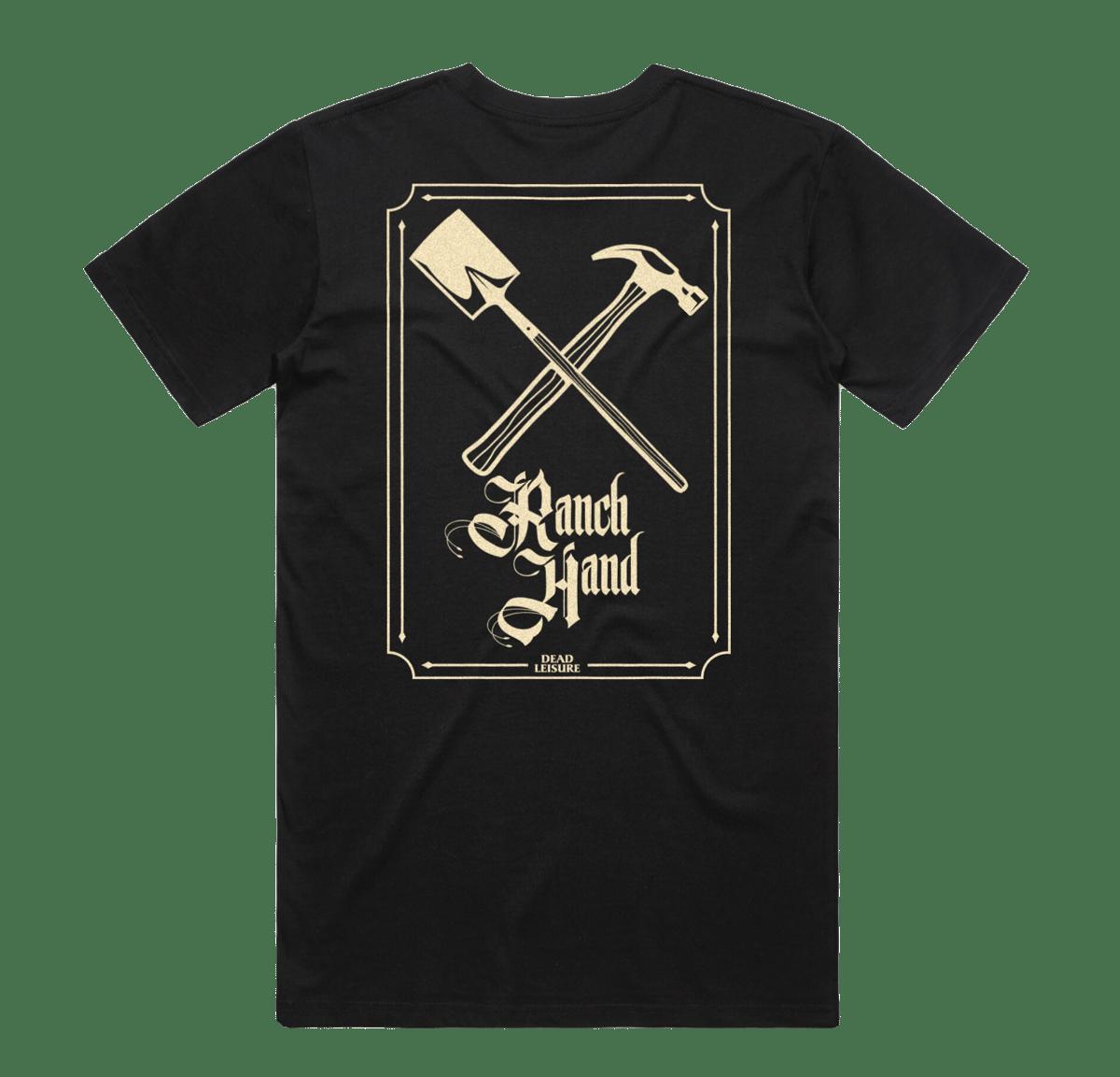 Ranch Hand X DL T-shirt - Black
