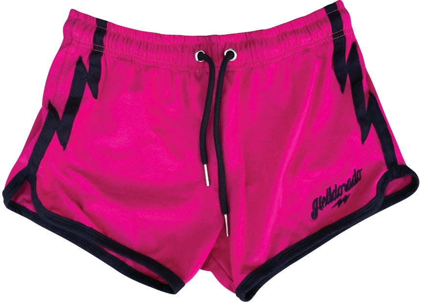 Image of HOT PINK BOOTY SHORTS