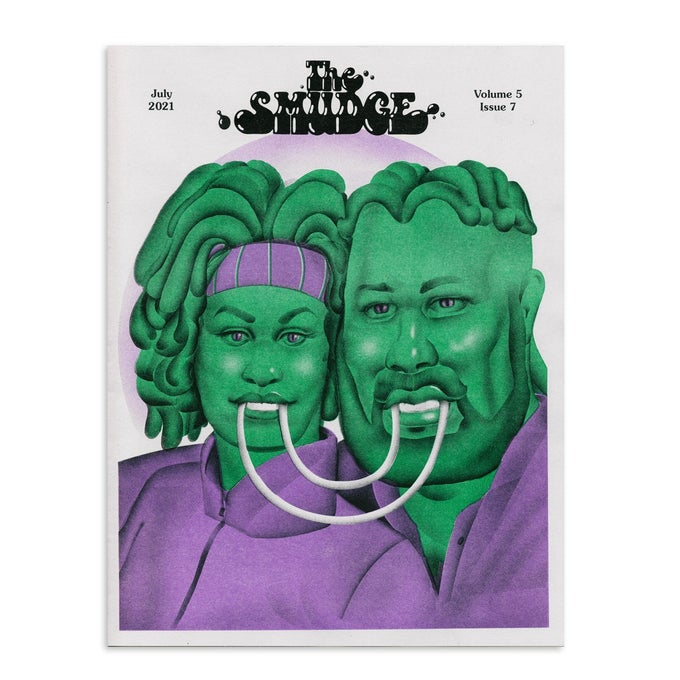 Image of The Smudge/ June 2021 – Volume 5, #Issue 7