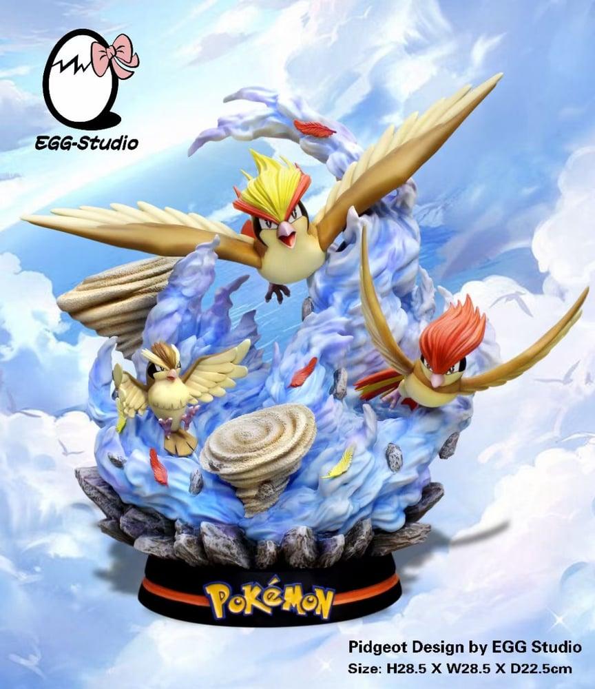 Image of [Pre-Order] Pokemon Egg Studio Pidgeot Resin Statue