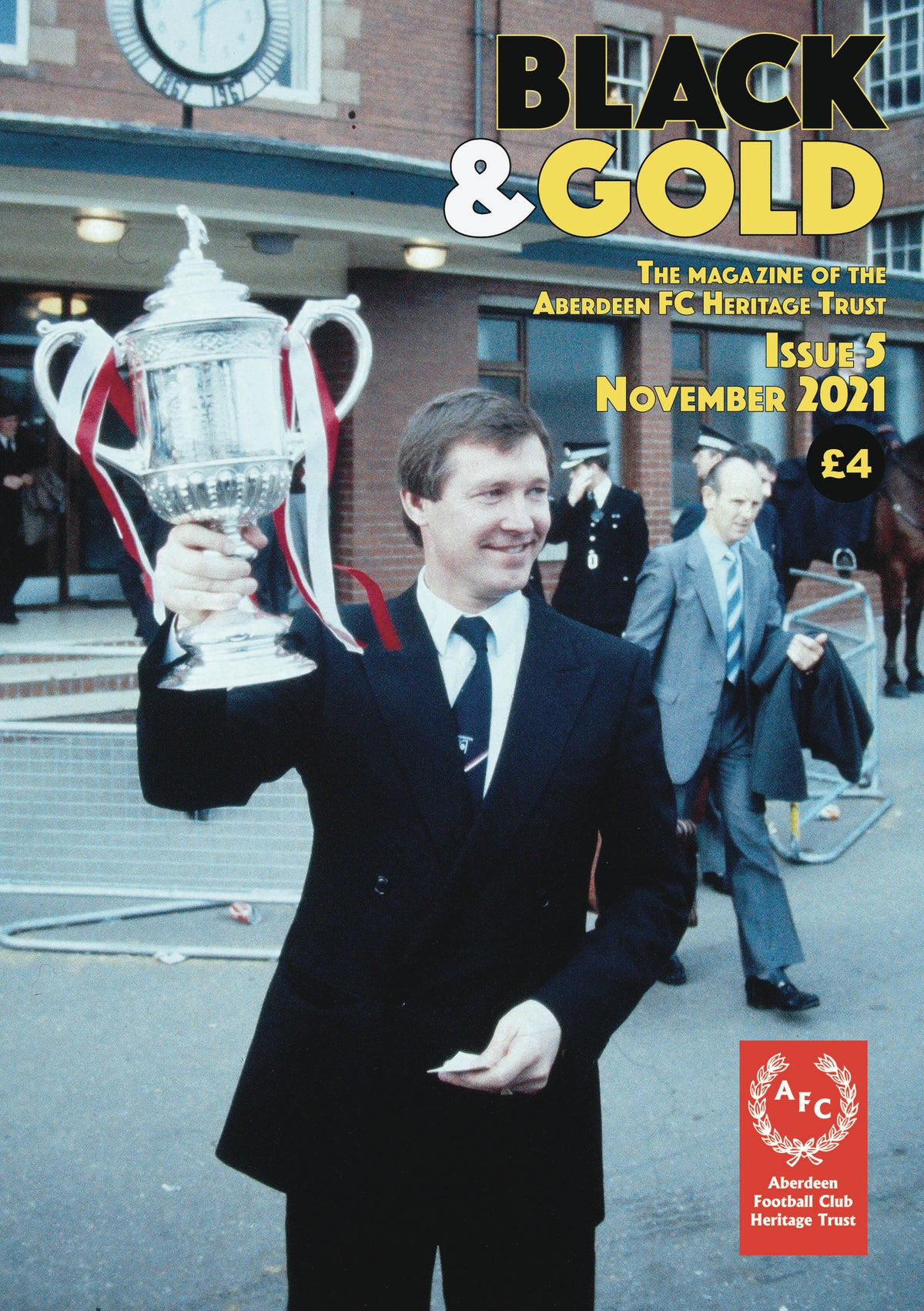 Image of Black & Gold - Issue 5