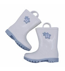 Image of Blue Pastel Wellies
