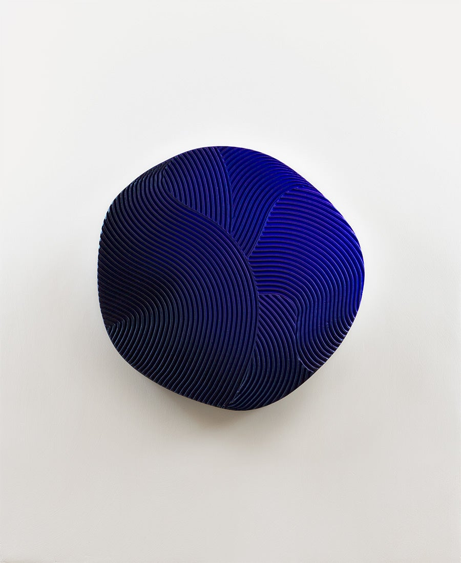 Image of Melt Relief · Blue No. 2 (on sale)