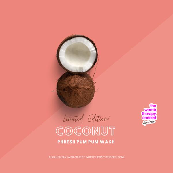 Image of Coconut Pum Pum Wash-Limited Edition!
