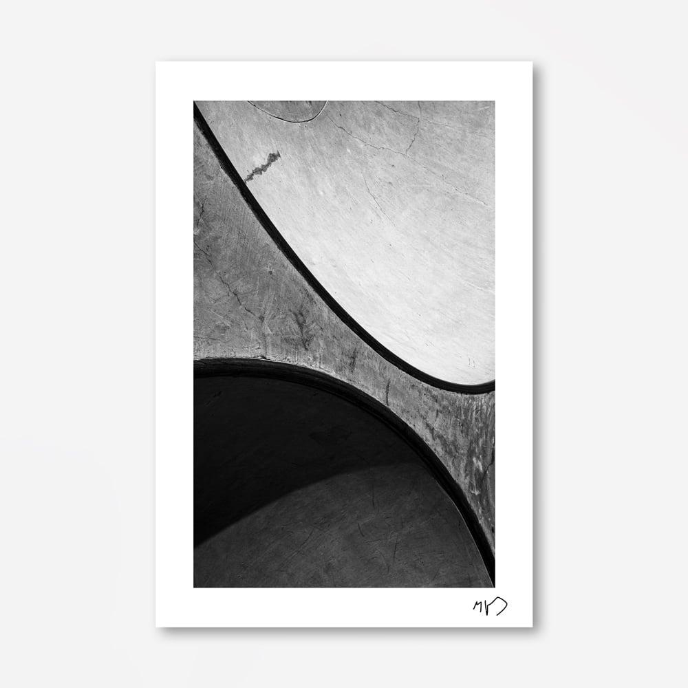 Coping & Concrete - print
