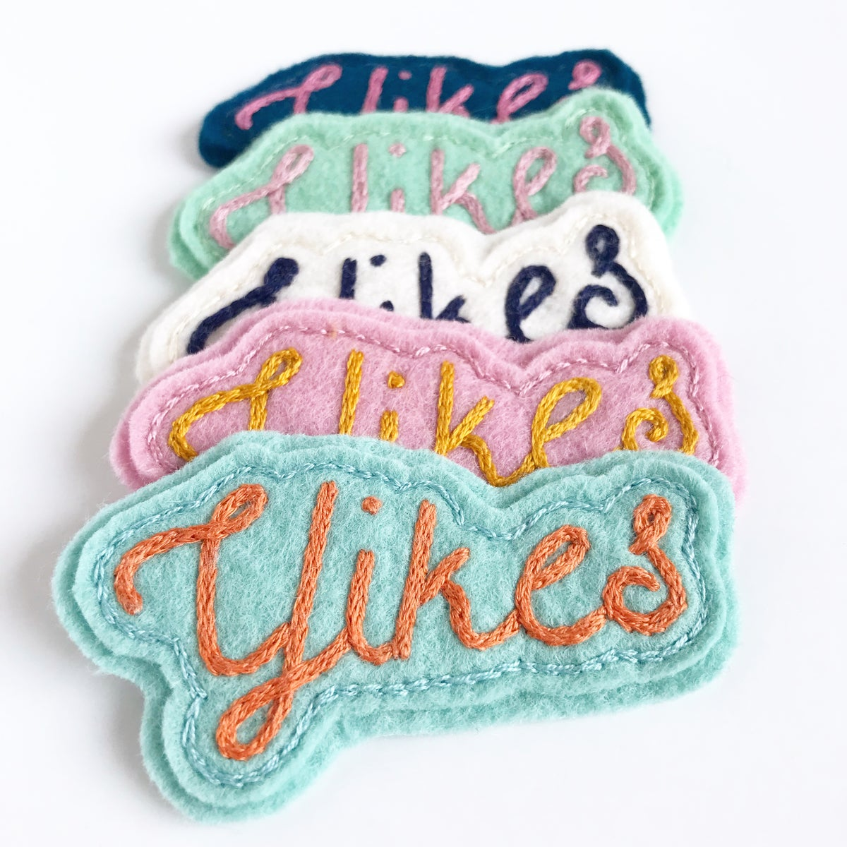 Yikes Mini Sew-On Patch