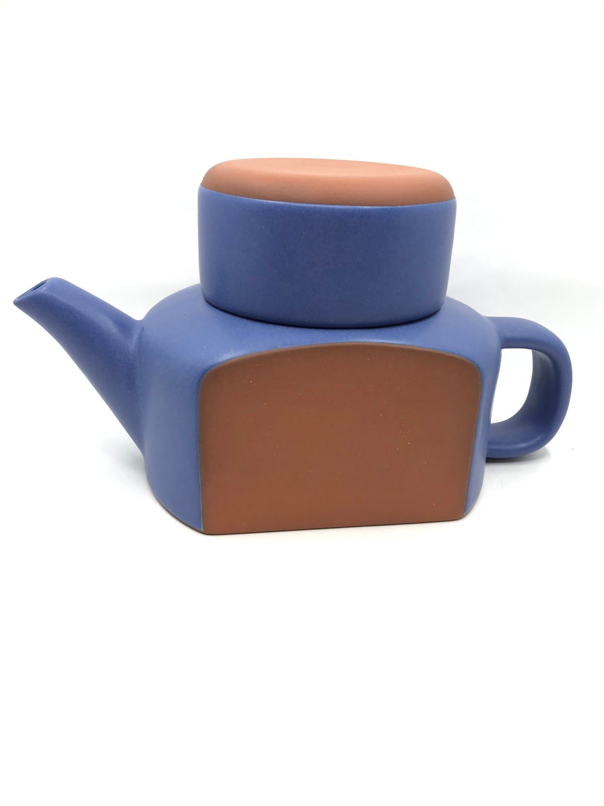 Teapot and Cup Set by Paul Eshelman