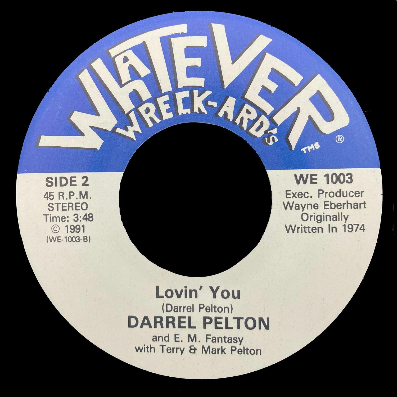 Image of Darrel Pelton - Better Believe I Do