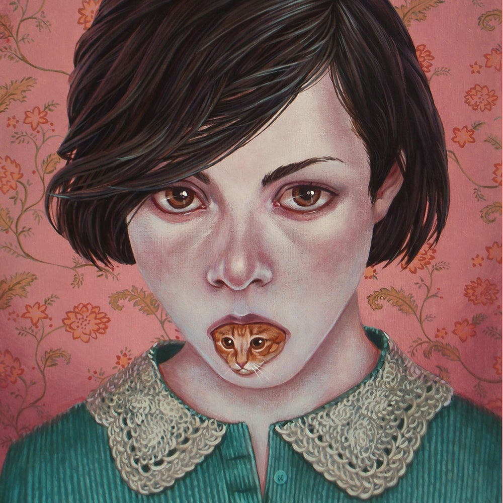 """Image of """"LOL"""" Limited Edition Print from Spoke Art"""