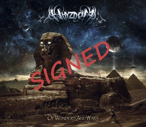 Image of SIGNED Of Wonders And Wars