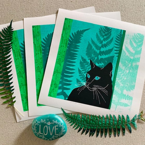 Image of Limited Edition Fine Art Print - Into the Ferns