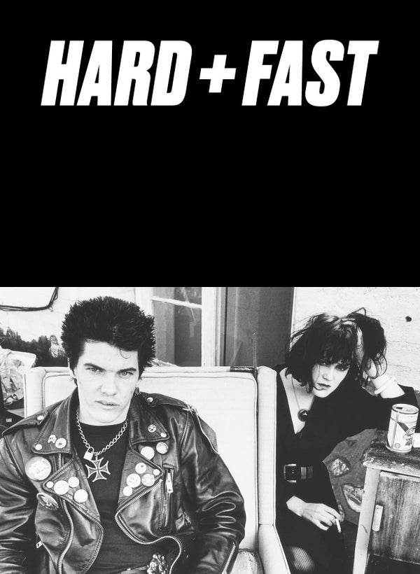 Image of HARD + FAST (HARDCOVER LIMITED EDITION) (PREORDERS BEGIN 27th SEPTEMBER)