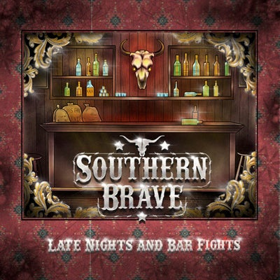 Image of Late Nights And Bar Fights - CD