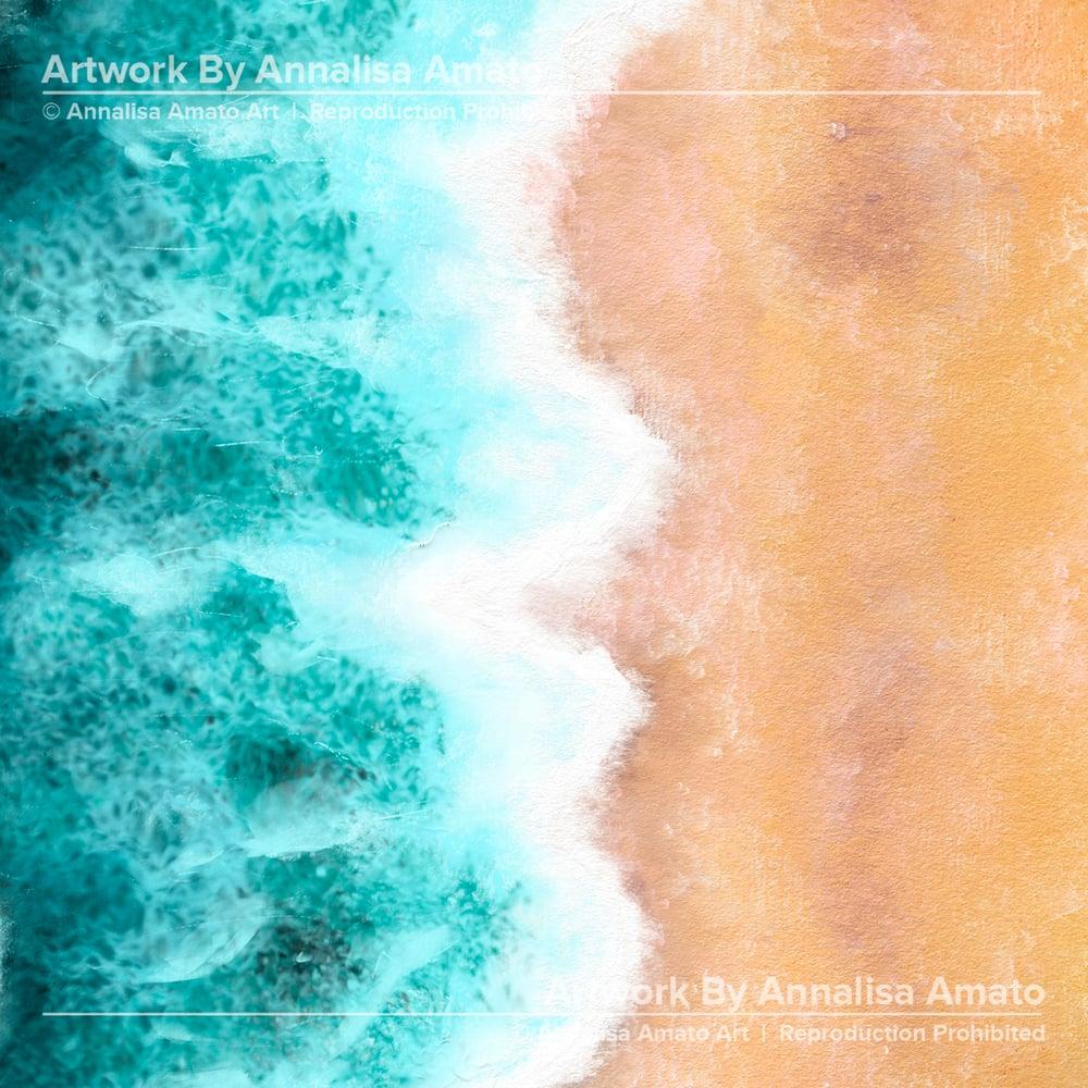 Beach View - Artwork - Prints