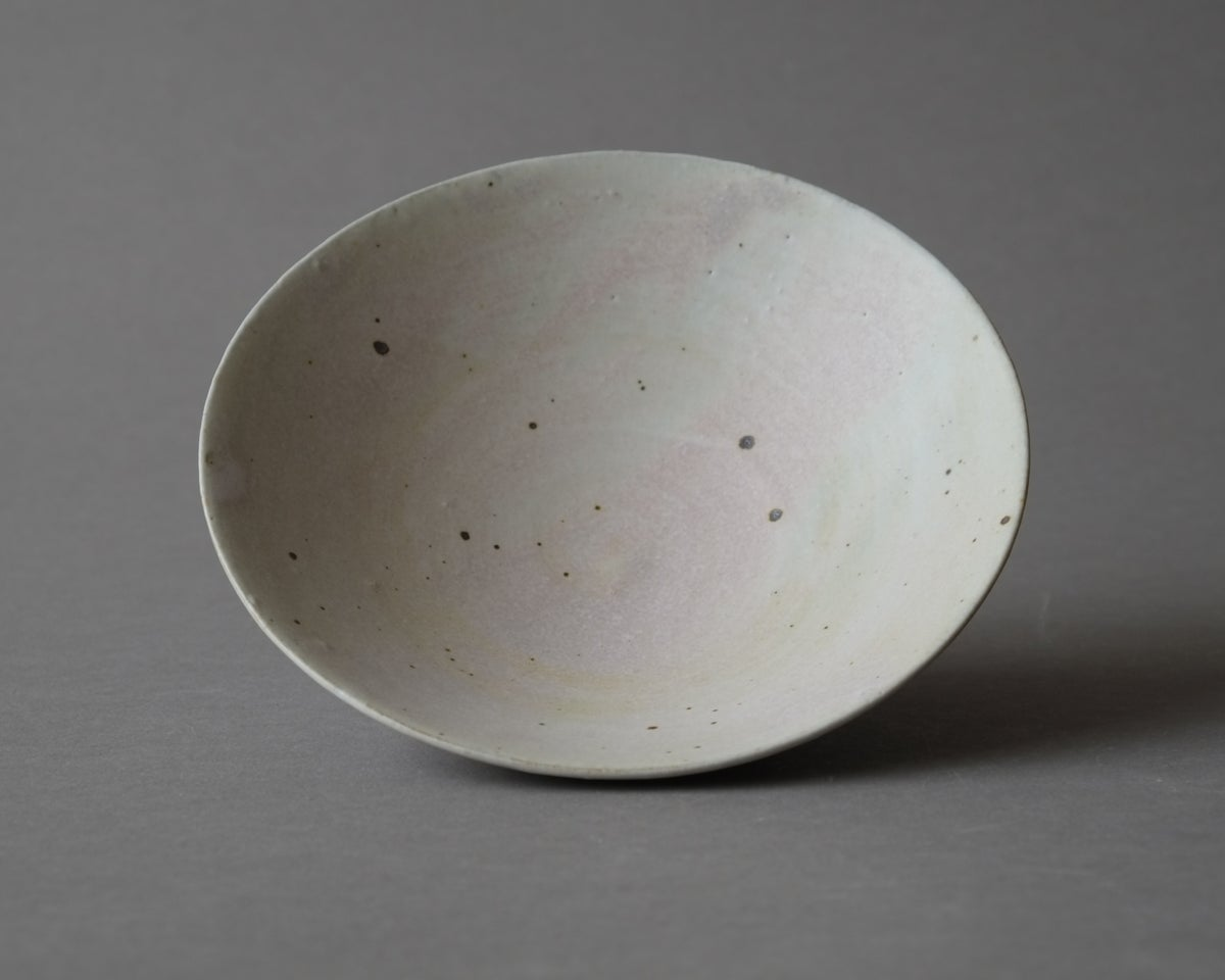 Image of Still series; Small footed bowl