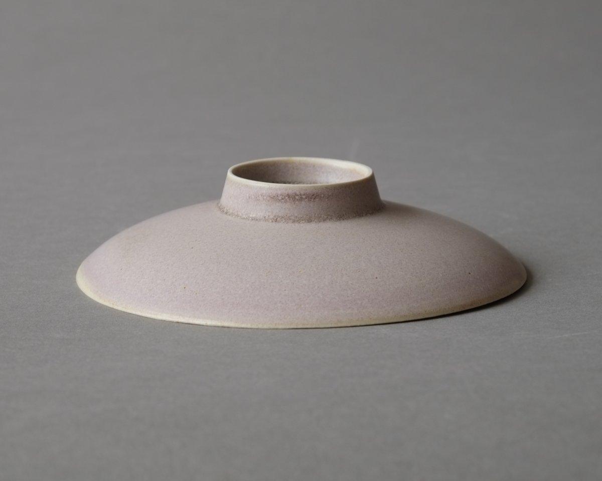 Image of Smoke pink dish #2