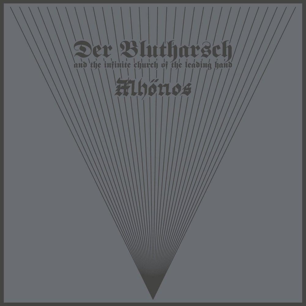 DER BLUTHARSCH & MHÖNOS - Collaboration / VINYL LP (silver)